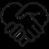 Samenwerking icon